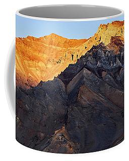 Coffee Mug featuring the photograph Sarchu Sunrise by Whitney Goodey