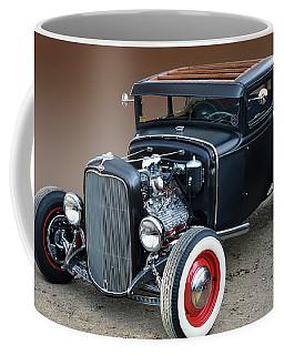 Satin Flattie Coffee Mug