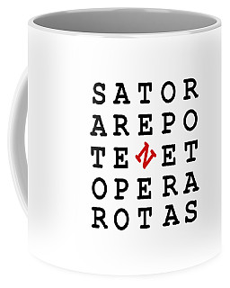 Sator Square Coffee Mug