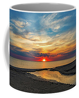 Sauble Beach Sunset - Evening Ritual Coffee Mug