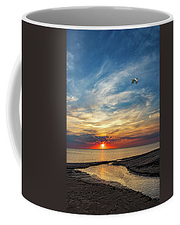 Sauble Beach Sunset - Heading Home Coffee Mug