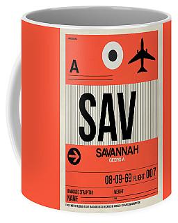 Sav Savannah Luggage Tag I Coffee Mug