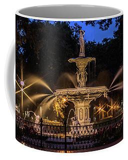 Savannah Fountain Coffee Mug