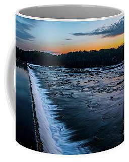 Savannah Rapids Sunrise - Augusta Ga Coffee Mug