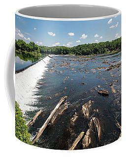 Savannah River Rapids - Augusta Ga Coffee Mug