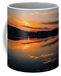 Savannah River Sunrise - Augusta Ga 2 Coffee Mug