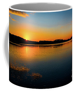 Savannah River Sunrise - Augusta Ga Coffee Mug