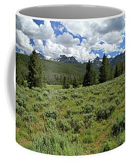Sawtooth Range Crooked Creek Coffee Mug