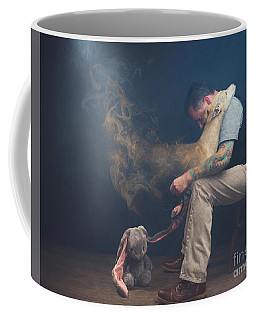 Mans Best Friend Coffee Mugs