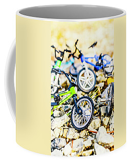 Scaled Mountain Adventure Coffee Mug