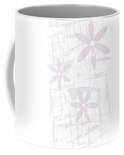 Scandinavian Design - Pink Blossoms Coffee Mug