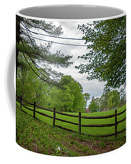 Scenic Meadow Coffee Mug