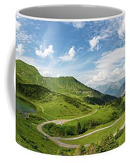 Schlappoldsee, Allgaeu Alps Coffee Mug