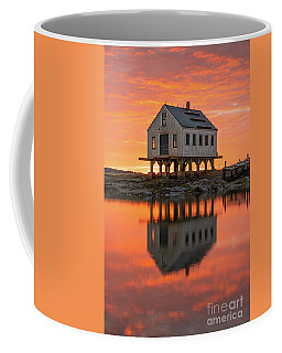 Scorched Symmetry Coffee Mug