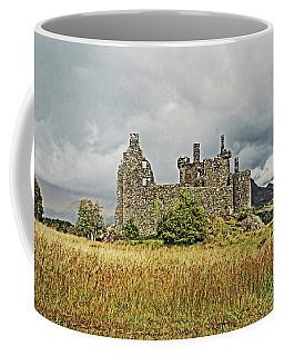 Scotland. Loch Awe. Kilchurn Castle. Coffee Mug