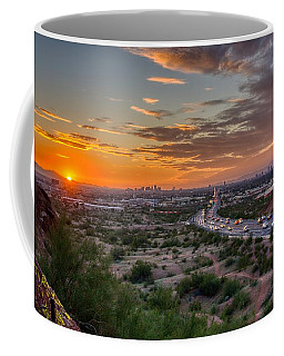 Scottsdale Sunset Coffee Mug
