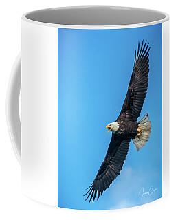 Screaming Eagle Coffee Mug