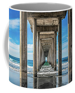 Scripps Pier La Jolla California Coffee Mug
