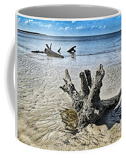 Sculpted By The Sea Coffee Mug