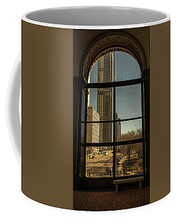 Sculpted View Coffee Mug