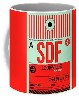 Sdf Louisville Luggage Tag I Coffee Mug