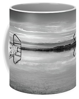 Coffee Mug featuring the photograph Sea Nymphs by Chris Cousins