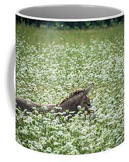 Sea Of Flowers Coffee Mug