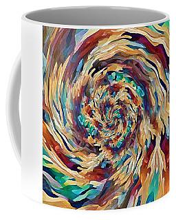 Sea Salad Swirl Coffee Mug