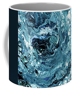 Sea Shadows Coffee Mug