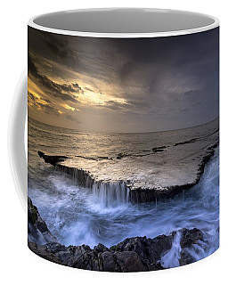 Sea Waterfalls Coffee Mug