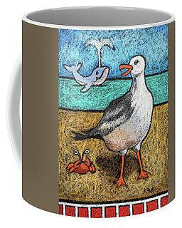 Seagull And Friends Coffee Mug