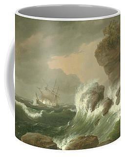 Seascape, 1835 Coffee Mug
