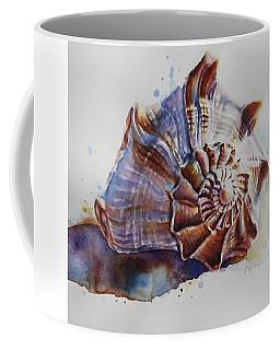Seashell Swirl Coffee Mug
