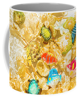 Seaside Simulation Coffee Mug