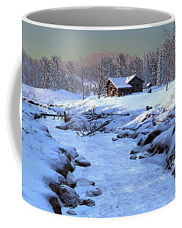 Season Of Repose Coffee Mug
