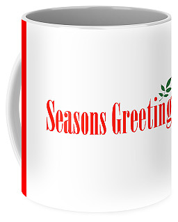 Seasons Greeting Coffee Mug
