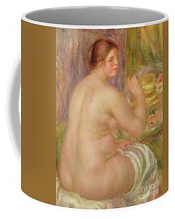 Seated Nude, The Pregnant Woman  Coffee Mug
