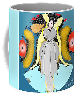 Seeing Angels Coffee Mug