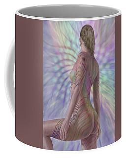 Seeing Phyllotaxis Coffee Mug