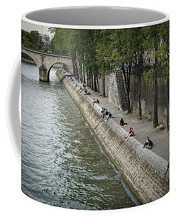 Seine Coffee Mug