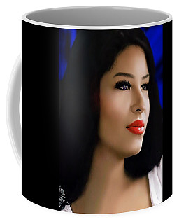 Selena Forever In Our Hearts Coffee Mug