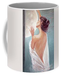 Selene Moon Goddess Coffee Mug