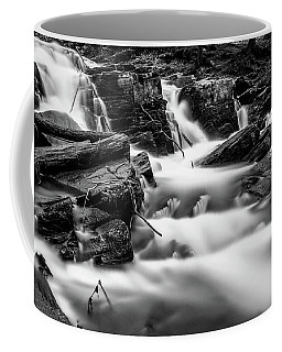 Selkefall, Harz In Monochrome Coffee Mug
