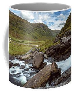 Sendefossen, Norway Coffee Mug