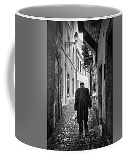 Senior In Mouraria Coffee Mug