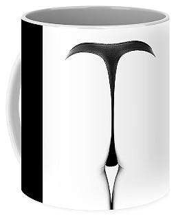 Sensual Abstract Buttocks Coffee Mug