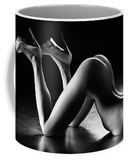 Sensual Nude Body Curves Coffee Mug