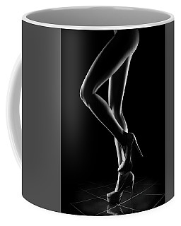 Sensual Woman Outlines 1 Coffee Mug