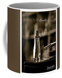 Sepia Definition Of Beauty Coffee Mug