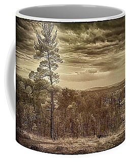 Sepia Sunset Coffee Mug